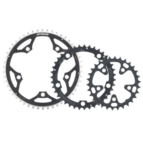 FSA Pro Road 42 Tooth 10 Speed Chainring 130mm Black