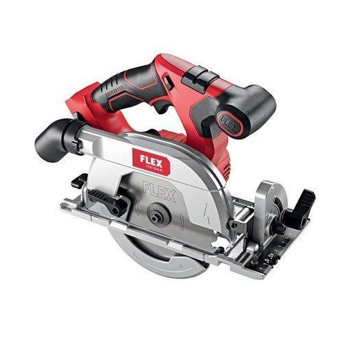 Flex Power Tools 454028 CS 62 Cordless Circular Saw 18V 2 x 5.0Ah Li-ion