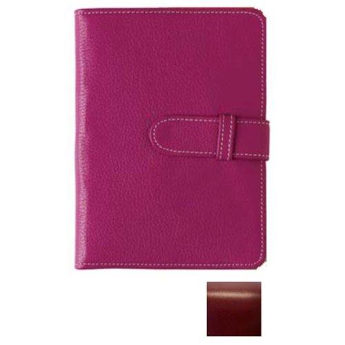 Raika RM 107 RED 4 x 6 Wallet Photo Brag Book - Red