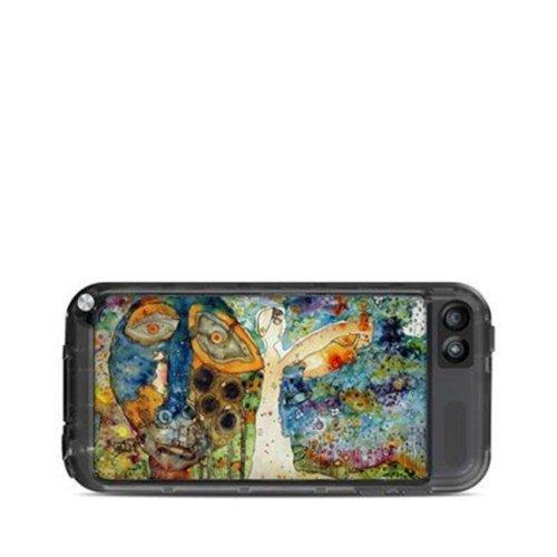 DecalGirl LIT5-BHELLO Lifeproof iPod Touch 5G Case Skin - Blue Hello