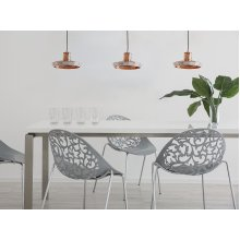 Copper Glass Pendant Light AMUR