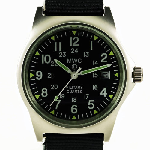 MWC G10 LM 12/24 Military Watch