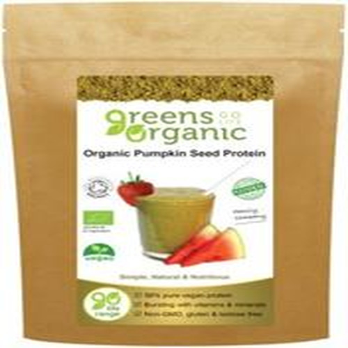 Greens Organic Organic Pumpkin Protein Powder 250g