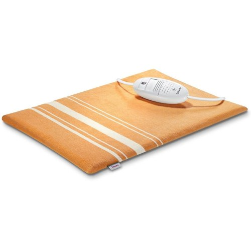 Beurer HK35 Electronic Therapeutic Heating Pad with Turbo Fast Heat Up 50°C-75°C