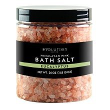 Evolution Salt Bath Salt, Himalayan Coarse Eucalyptus, 26 Ounce