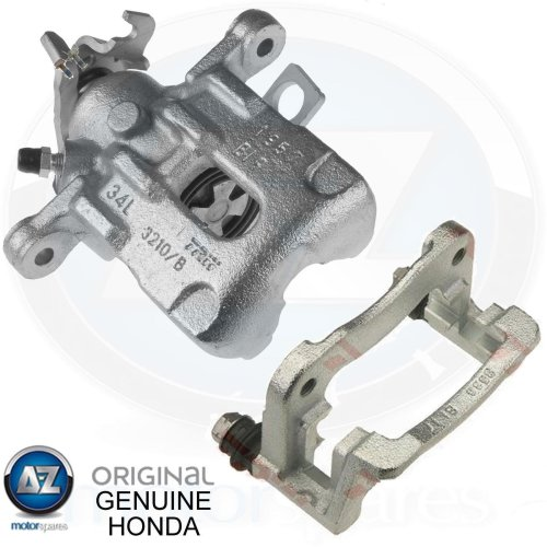 For Honda Civic 2.0 Type-R FN2 Rear left brake caliper carrier with slider gen