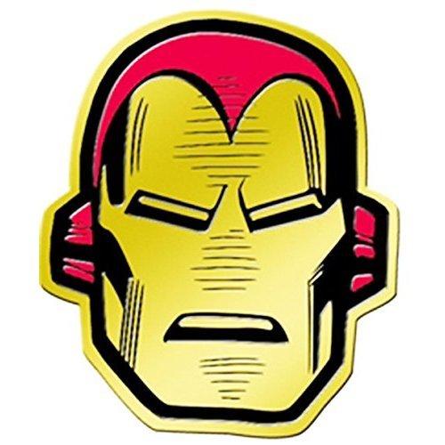 Marvel Comics Metal Sticker