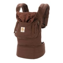 Ergobaby Organic Carrier Chocolate Brown