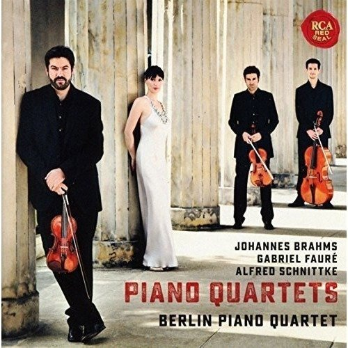 Null - Brahms, Fauré and Schnittke: Piano Quartets [CD]
