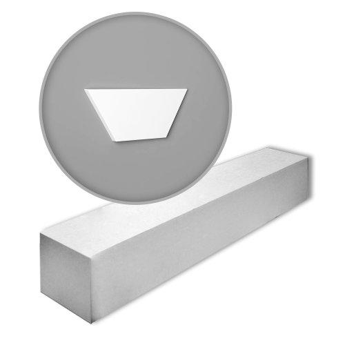 Orac Decor W101 MODERN TRAPEZIUM 3d wall panel 1 Box 10 pieces | 0.52 sqm