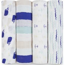 Aden + Anais Classic Swaddles 4 Pack