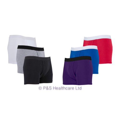 Mens Incontinence Underwear - Incontinence pants for men - Pack of 2