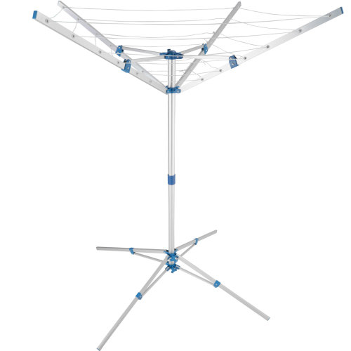 Mobile Rotary washing line, clothes airer