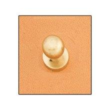 Button Stud 7mm Screwback Brass Item #11309-53 By Tandy Leather Factory -  button stud 7mm screwback brass item 1130953 tandy leather factory