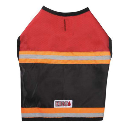 Kong Safety Vest Red