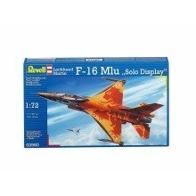 Rv03980 - Revell 1:72 - F-16 Mlu 'solo Display'