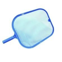"Official ""Perfect Pools"" Swimming Pool and Hot Tub Flat Leaf Skimmer Net"