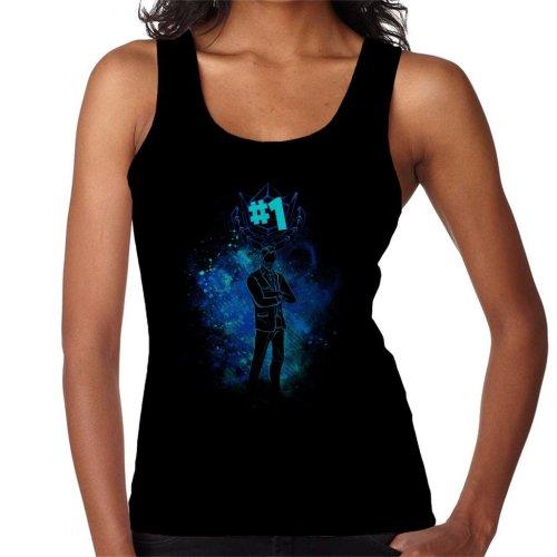Fortnite The Reaper Silhouette Women's Vest