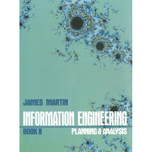 Information Engineering Book II: Planning and Analysis: Planning and Analysis Bk. 2