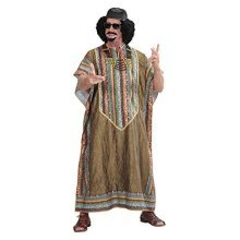 Dictator (l/xl) (tunic) - Lxl Costume Mens Arab Aladdin Prince Arabian Fancy -  lxl costume mens arab aladdin prince arabian fancy dress outfit