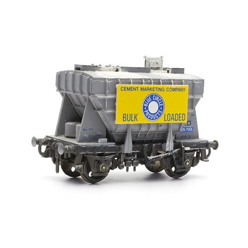 Presflo Cement Wagon - Dapol Kitmaster C040 - OO plastic model kit