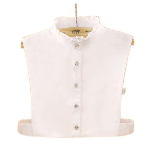 Elegant Women's Fake Half Shirt Blouse Collar Detachable Collar, #18