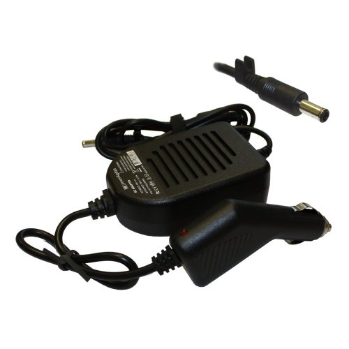 Samsung N210-JP02BK Compatible Laptop Power DC Adapter Car Charger