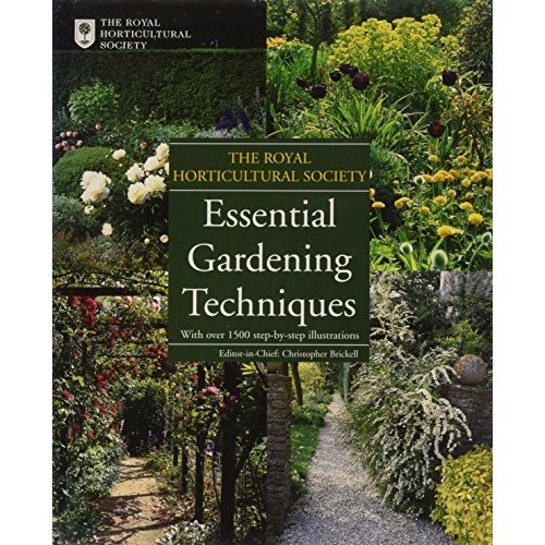 Royal Horticultural Society: Essential Gardening Techniques