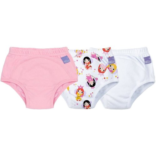 Bambino Mio Potty Training Pants 3 Pack Fairy