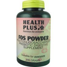 Health Plus Fos Powder 200g  Prebiotic  to Provide the Correct Environment Fo