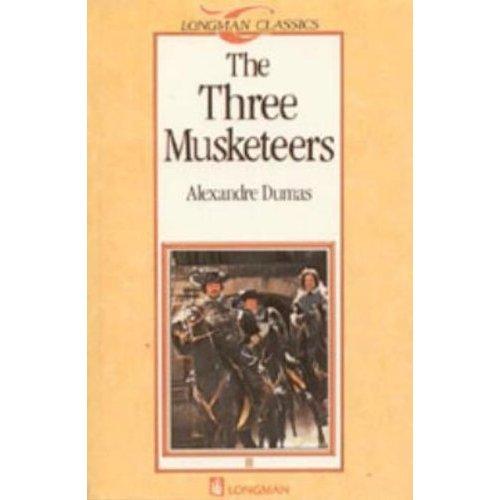 The Three Musketeers (Longman Classics)