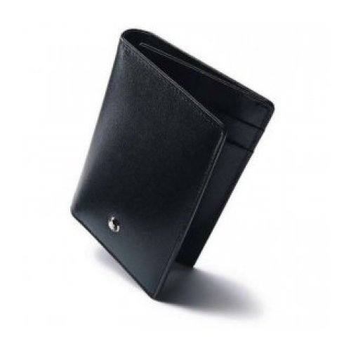 MONTBLANC BUSINESS CARDS HOLDER WITH GUSSET MEISTERSTUCK 7167