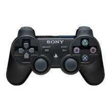 Official Sony DualShock 3 Wireless Controller-Black