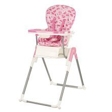 Obaby Nanofold Hi Lo Highchair - Cup Cakes