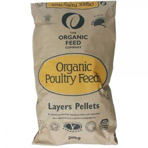 Allen & Page Organic Layers Pellets, 20 Kg