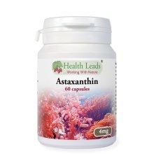Astaxanthin 4mg x 60 Capsules