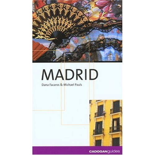 Madrid (Cadogan City Guides)