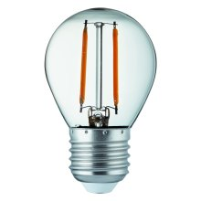 Led Filament Bulbs Pack x 10 - E27, 4W, 420LM, Warm White
