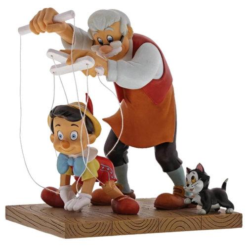 Disney Little Wooden Head Pinocchio Collectable Figurine