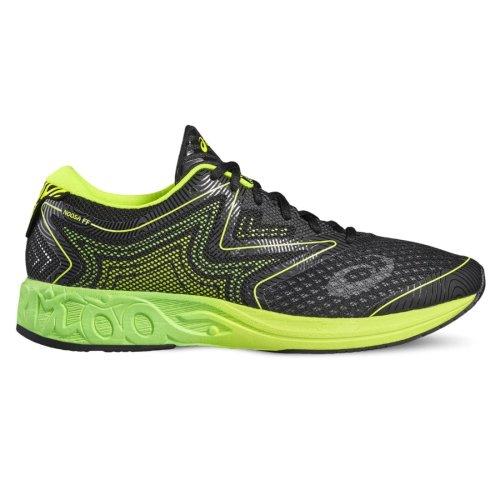 Asics Noosa FF T722N-9085 Mens Black running shoes Size: 7.5 UK