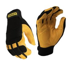 Large OX S483909 Waterproof Thermal Latex Glove Size 9
