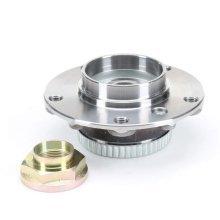 Bmw 3 Series E46 1998-2005 Front Hub Wheel Bearing Kit Inc Abs Ring