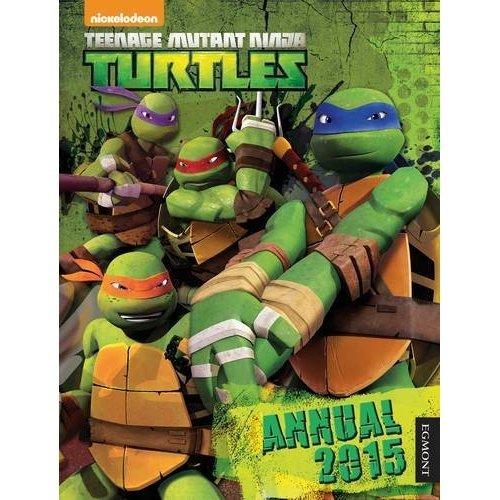 Teenage Mutant Ninja Turtles Annual 2015 (Annuals 2015)