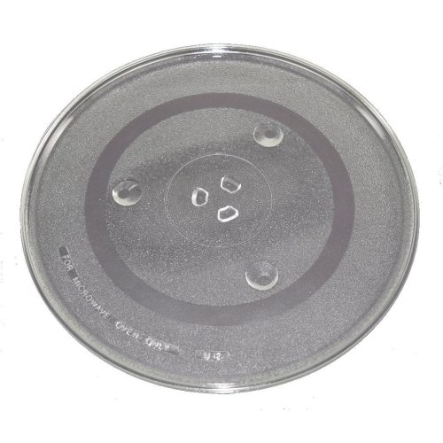Microwave Glass Turntable 315mm Fits Hotpoint and Indesit Universal