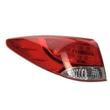 Hyundai Ix35 2010-> Rear Tail Light Passenger Side N/s