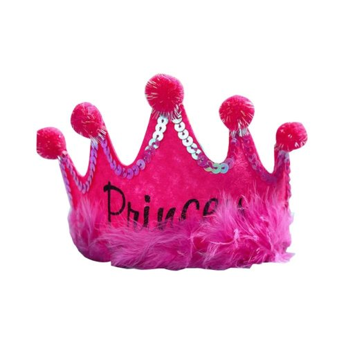 Dont Shine Birthday Party Hat Princess Crown Mei Red On OnBuy
