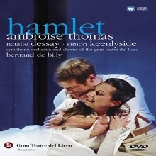 hamlet dessay dvd Composer ambroise thomas and performers natalie dessay, simon keenlyside, béatrice uria-monzon and alain vernhes take on an opera of shakespearean proportions -- literally -- in this breathtaking.