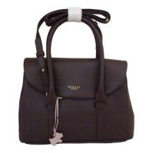 RADLEY 'Waterloo' Dark Brown Leather Medium Multiway Bag