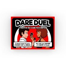 Dare Duel – A Hot Truth or Dare Game for Couples