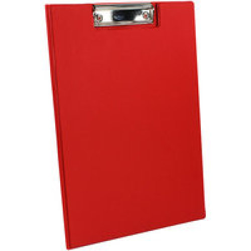 Q-CONNECT KF01302 Red clipboard
